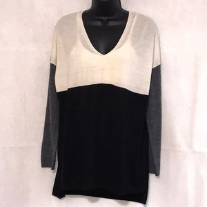 Max Studio Colorblock Sweater Size M—B4